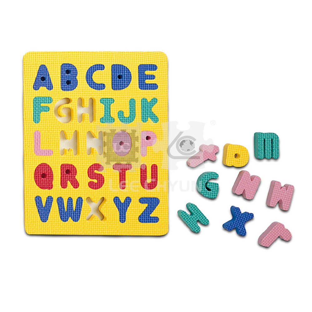 Foam Alphabet Puzzle Mat Manufacturer Amp Supplier Foam
